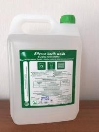 Bilysna базик стирки (жидкий порошок), 5л