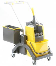 Комплект для влажной уборки AquvaViz 2x17