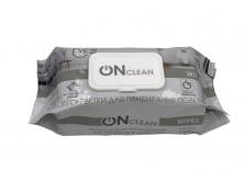 Серветки OnClean (для поверхонь), 120 шт в м'якій упаковці